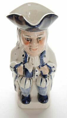 Vintage Tony Wood Staffordshire Studio Pottery Toby Jug