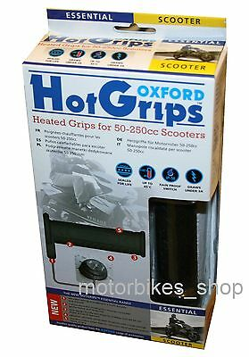 Oxford Heated Grips Hot Grips for Scooters OF772
