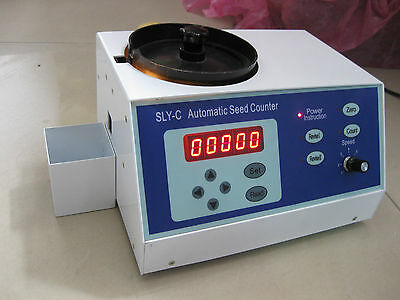 Automatic Seeds Counter Machine for Various Shapes Seeds yalon@