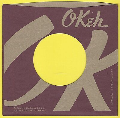 OKEH REPRODUCTION RECORD COMPANY SLEEVES - (pack of 10)