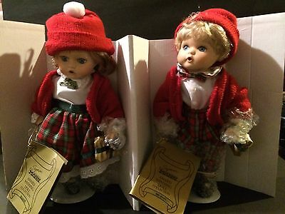 SERIES COLLECTORS LIMITED EDITION SEYMOUR MANN DOLLS w/COA