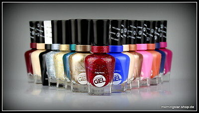 sally hansen miracle gel nagellack top coat doppelpack. Black Bedroom Furniture Sets. Home Design Ideas