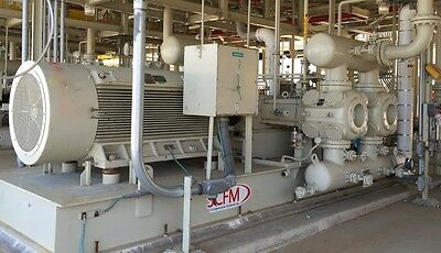 800 HP Industrial Ariel Compressor - Installed But Never Used