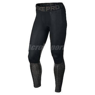 ee81369334 Asian Size Nike Pro Hypercool Max Black Mens Tights Compression 744283-010
