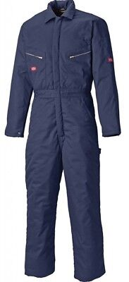 Dickies Lined Overall Padded Cold Store Boilersuit - WD2360