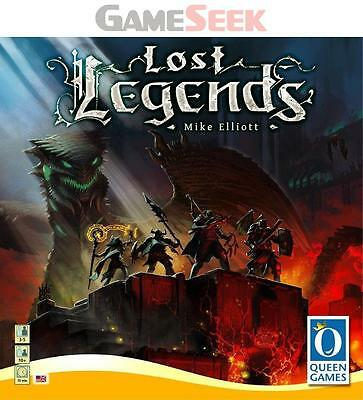 Lost Legends Card Game - Games/puzzles Board Games Brand New Free Delivery