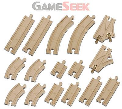 Chuggington Wooden Track Pack - Toys Brand New Free Delivery