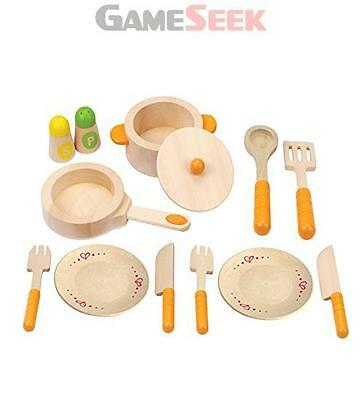 Hape Gourmet Kitchen Starter Set | Free Delivery Brand New Baby Toys Pre-School