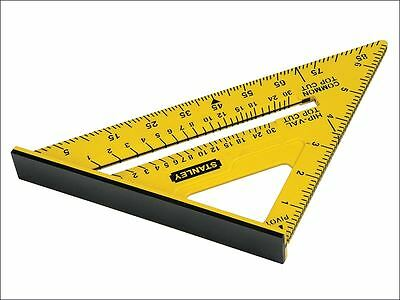 Stanley Tools - Dual Colour Quick Square 175mm (7in) - STHT46010