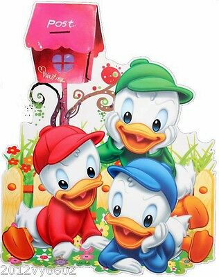 NEW DISNEY DONALD BABY WALL ROOM STICKER DECAL VINYL ART GIFT 85 X 53cm