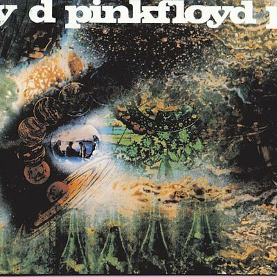 Pink Floyd - A Saucerful Of Secrets Cd (2011 Remastered Edition)