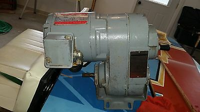 Dayton Adjustable Speed Drive Motor