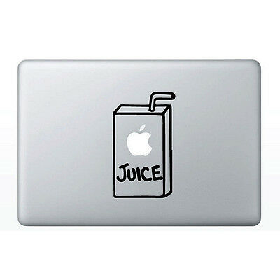 """New Juice Decal Sticker Skin Cover for Apple MacBook Air/Pro 11"""" 12"""" 13"""" 15"""" 17"""""""