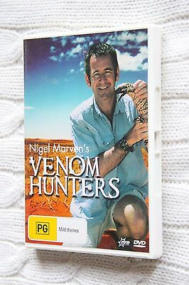 Venom Hunters (DVD, 2007), Region-4, Like new, free shipping