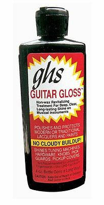 GHS Guitar gloss 4 - Flacon Polish Guitar