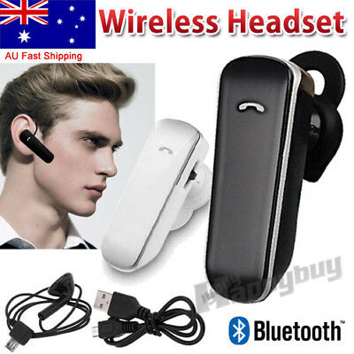 GENUINE VOVG Wireless Bluetooth Headphone Earphone Headset  for iPhone 7 Samsung