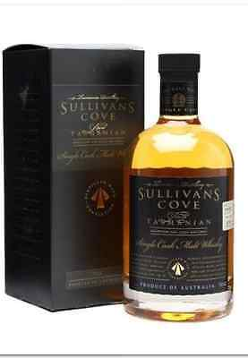 Sullivans Cove Single Cask American Oak Single Malt Whisky 700ml - FREE DELIVERY