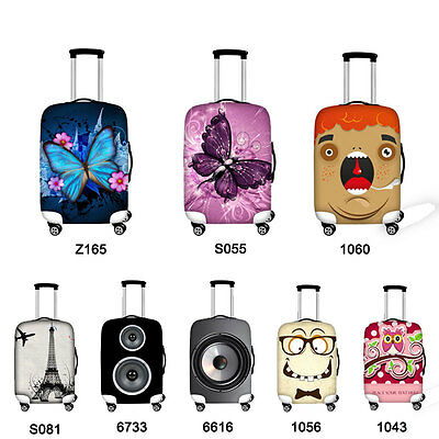 Travel Trolley Suitcase Protection Luggage Cover Elastic Dust-proof 18-30 Inches