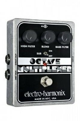 Electro-Harmonix Octave Multiplexer XO Pedal. Delivery is Free