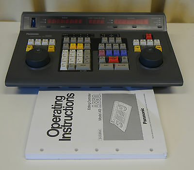 Panasonic AG-A850 Multi-Event Editing Controller