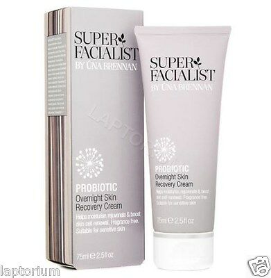 Una Brennan Superfacialist PROBIOTIC Overnight Skin Recovery Cream 75ml