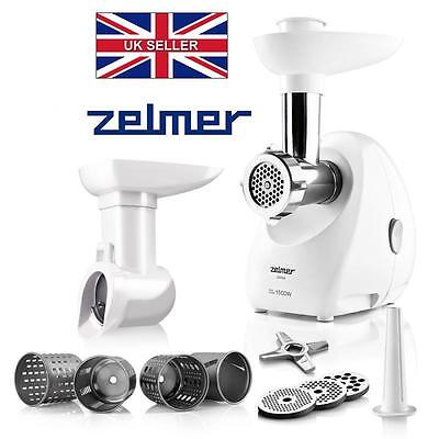 ~NEW Electric Kitchen ZELMER (BOSCH) DIANA 887.54 MEAT MINCER SHREDDER Salad ~