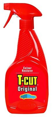 T-Cut Original Trigger Spray 500ml TCC500 Colour Restorer Scratch Remover Polish