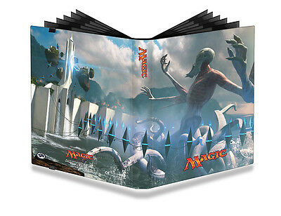 MAGIC THE GATHERING SAMMELALBUM ALBUM BINDER - für 360 Karten - ZENDIKAR - MTG