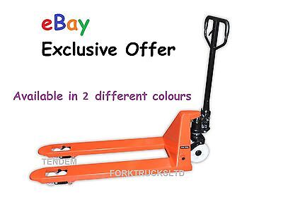 £239.00 incl. VAT & Next Day Delivery,New, Assemble Euro Hand Pallet Truck