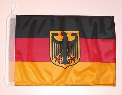 Flagge / Fahne Deutschland Adler Bootsflagge Bootsfahne