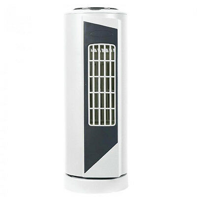 """NEW! 15"""" Large Free Standing 3-Speed Oscillating Tower Cooling Fan"""