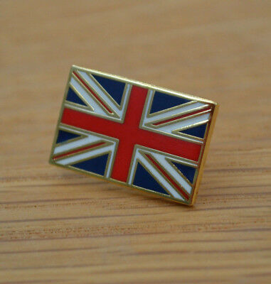 Union Jack Square - Mods - Mod - Scooter -  Enamel Pin Badge . Brand New