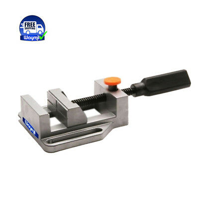 Drill Press Aluminum Vise, Workbench Bolting Jewelry Holding Pcs To Be Drilled