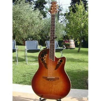 Ovation CS247 Celebrity Deluxe Acoustic Electric Guitar ...