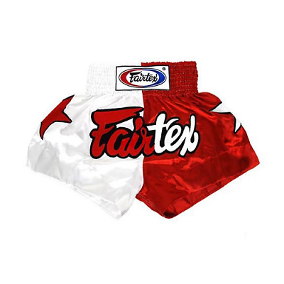 Fairtex Muay Thai Shorts BS113 Limited Collection Patriot W/R Kickboxing Boxing