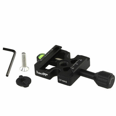 Female to Male Boss Adapter + 51mm Clamp f Manfrotto Ball Head Clamp Replacement
