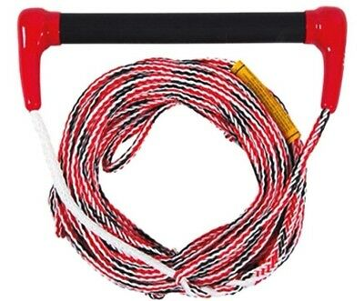 Jobe Ski Combo Transfer Red Recreational Rope & Handle For Watersports