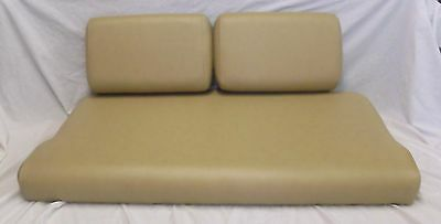Completed EZGO MARATHON SEAT SET (see color chart for options)