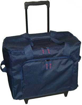 NEW | Sew Easy MR4680/NVY | Navy Sewing Machine Trolley Bag | 560 x 260 x 460mm