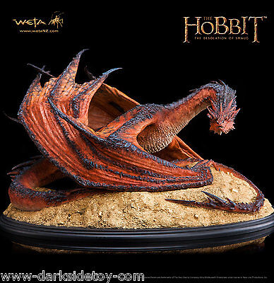 The Hobbit Smaug The Terrible by Weta In Stock Factory Sealed