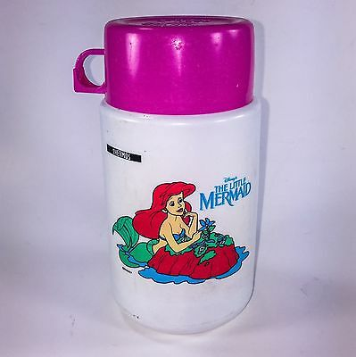The Little Mermaid Disney Thermos Bottle Container
