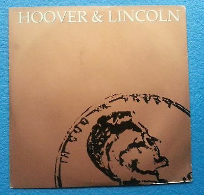 """# Hoover / Lincoln, TWO HEADED COIN (split) USA (M-) TOP RARE SPLIT  7""""-M00007"""
