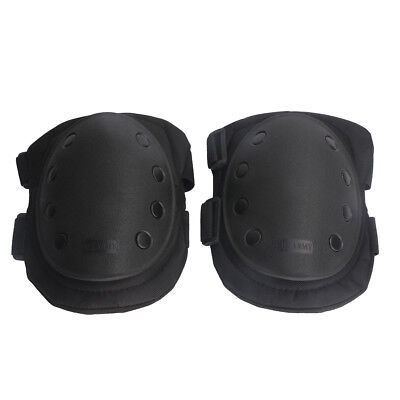 Military Army Knee Protector Tactical Combat Protective Pad Set Gear Sports