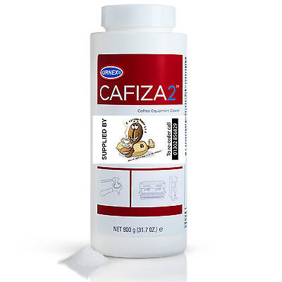 Urnex Cafiza 2 Espresso Coffee Equipment Cleaning Powder 900 g