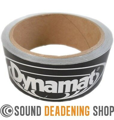 Dynamat Dynatape Sound Proofing Deadening Join Seam Sealer for Damping Mat