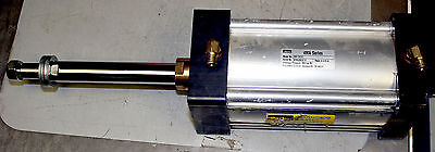 "Parker 4MA Pneumatic Air Cylinder Actuator 3683128C91L 4"" Bore 5 1/2"" Stroke"