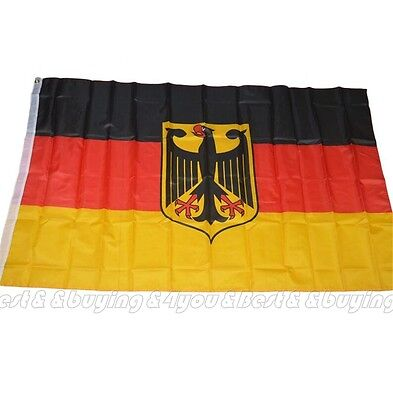 German Flag 90x150cm Germany Eagle Deutschland Soccer World Cup Champion Banner