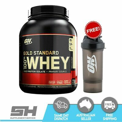 100% Gold Standard Whey Protein Optimum Nutrition Optimum Nutrition