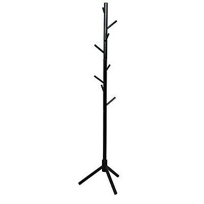 furinno awk 3001 1 solid arie wood hat coat stand best price alba chromy hat coat stand