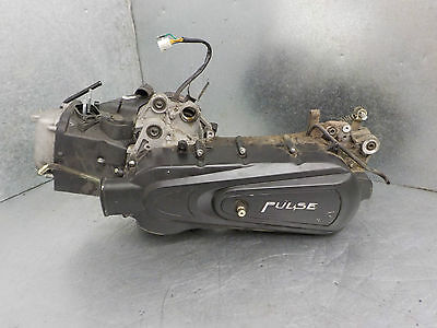 Pulse Phantom 125 Complete Running Engine
